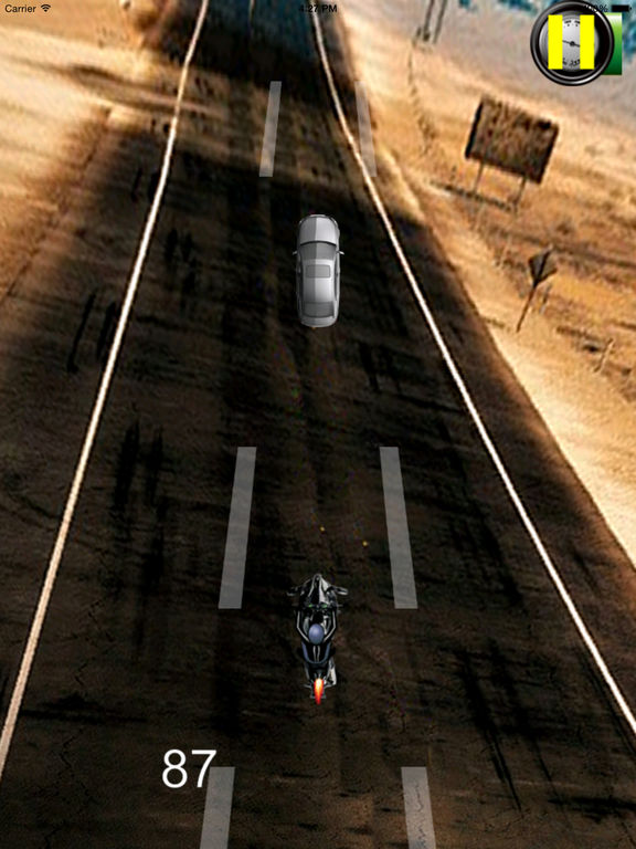 Dangerous And Fast Driving Of Motorcycle Pro -Game screenshot 8