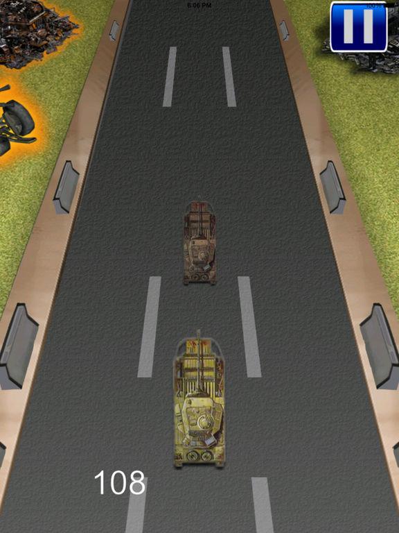 A Tank Furious Pro - The Best Games Rivals Sprint screenshot 5
