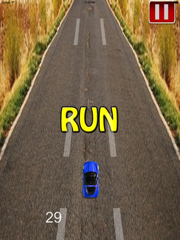 A Super Fast Car Race Pro - Fury On The Road screenshot 9
