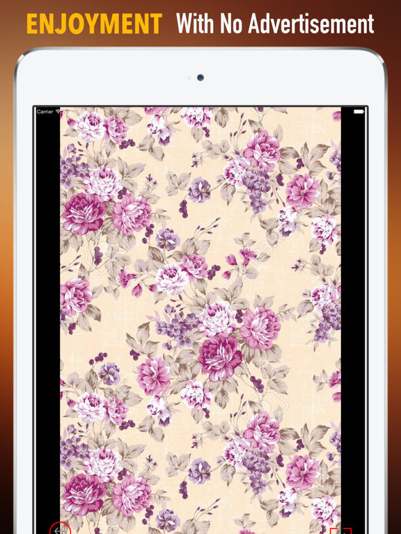 Wallpapers for Floral: HD Backgrounds with Pictures screenshot 7