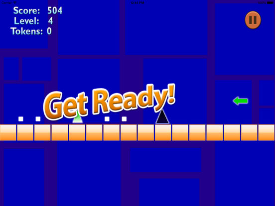 A Neon Dash Meltdown Pro -Jumping The Amazing screenshot 7