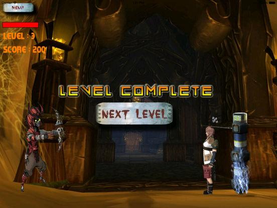 Archer Warrior The Legend Pro - Kingdoms Tournament Dragon screenshot 9