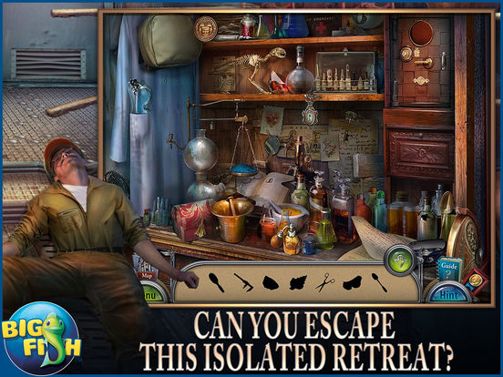 Punished Talents: Stolen Awards HD - A Mystery Hidden Object Game screenshot 2
