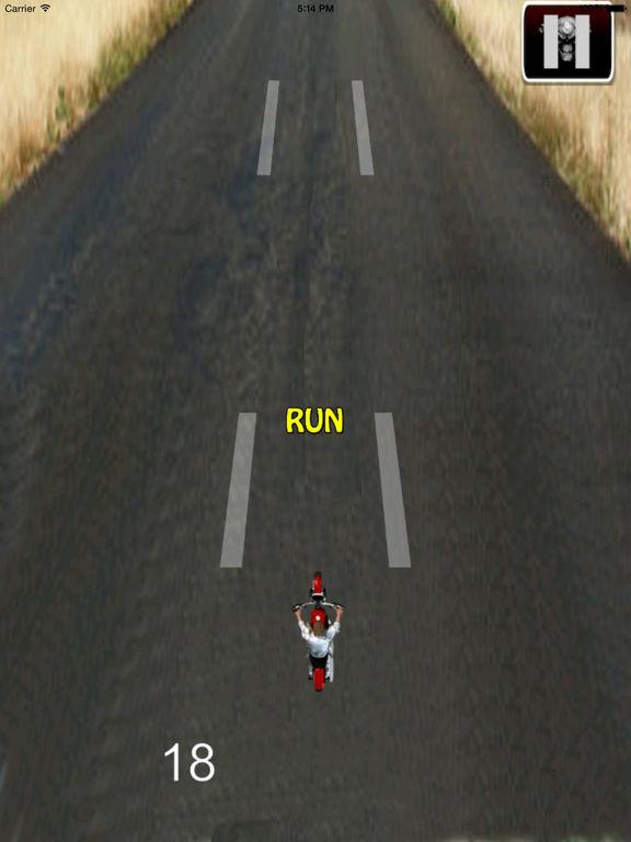 Bike Rivals Race HD Pro - Fun Motorcycle Racing screenshot 9