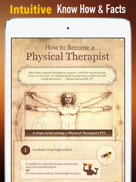 Physical Therapy:Reference Guide screenshot 6