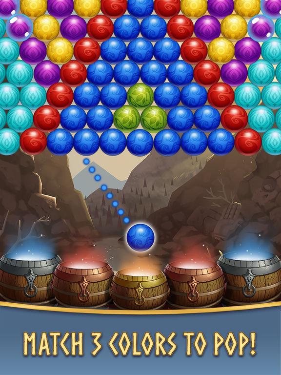 Bubble Adventure! Free screenshot 9