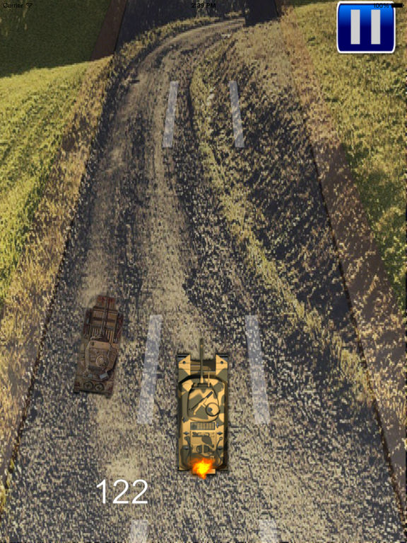 A War World Of Tanks Pro - Simulator Machine Game screenshot 9