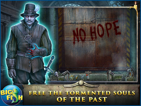Redemption Cemetery: Clock of Fate - A Mystery Hidden Object Game (Full) screenshot 8