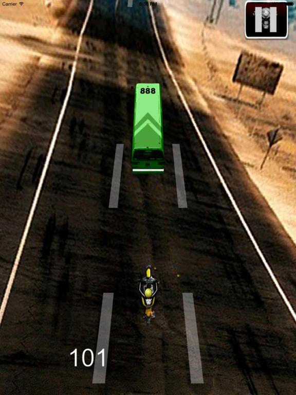 A Skill Motocross killer - Flames In Propeller Bike Game screenshot 9