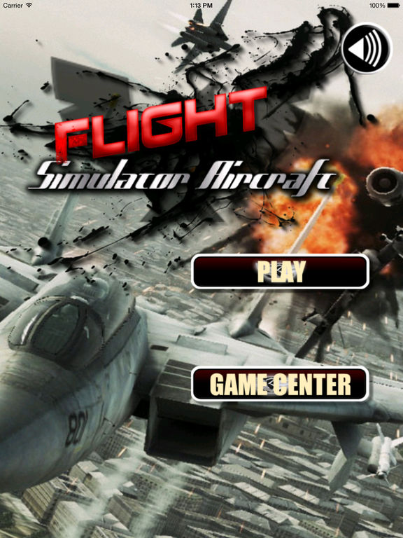 Flight Simulator Aircraft - Airplane Carrier Landing Lite Game screenshot 6