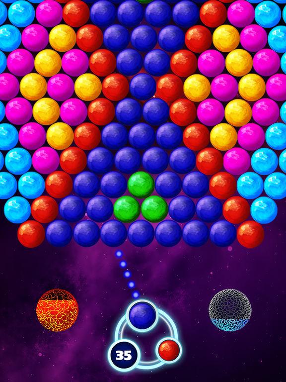Bubble Sky Deluxe screenshot 10