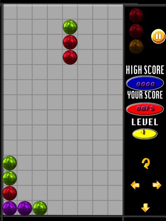 Blitz Cascade Of Bright Balls Pro - An Adventure Color screenshot 8