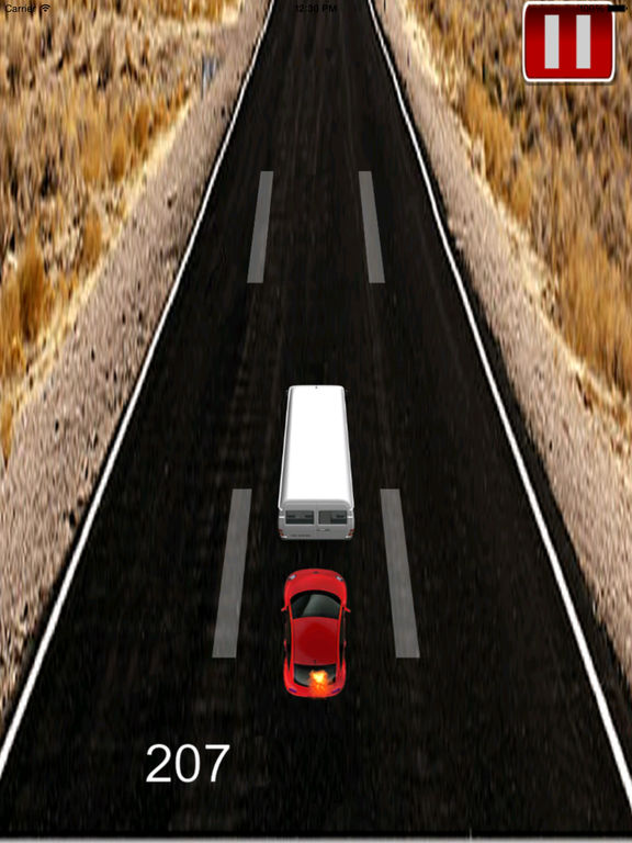 A Speed Endless Car Race Pro - Addictive Game Extreme Explosions screenshot 9