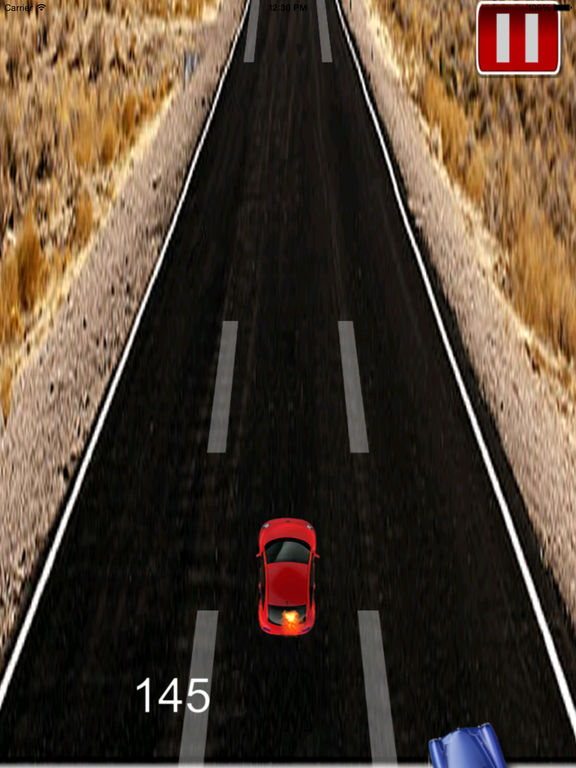 A Speed Endless Car Race Pro - Addictive Game Extreme Explosions screenshot 7