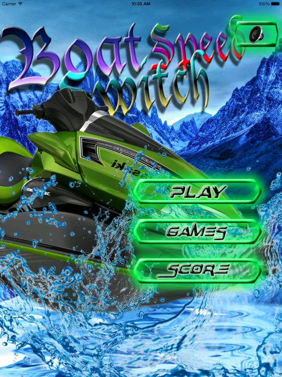 Boat Speed Switch - Jet Sky Run Adventure screenshot 6