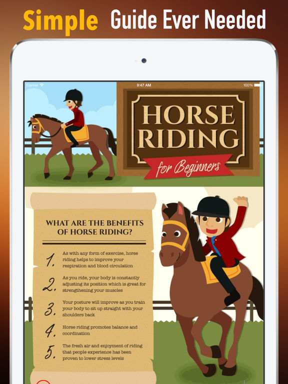 Equestrian Glossary: Cheatsheet with Study Guide screenshot 7