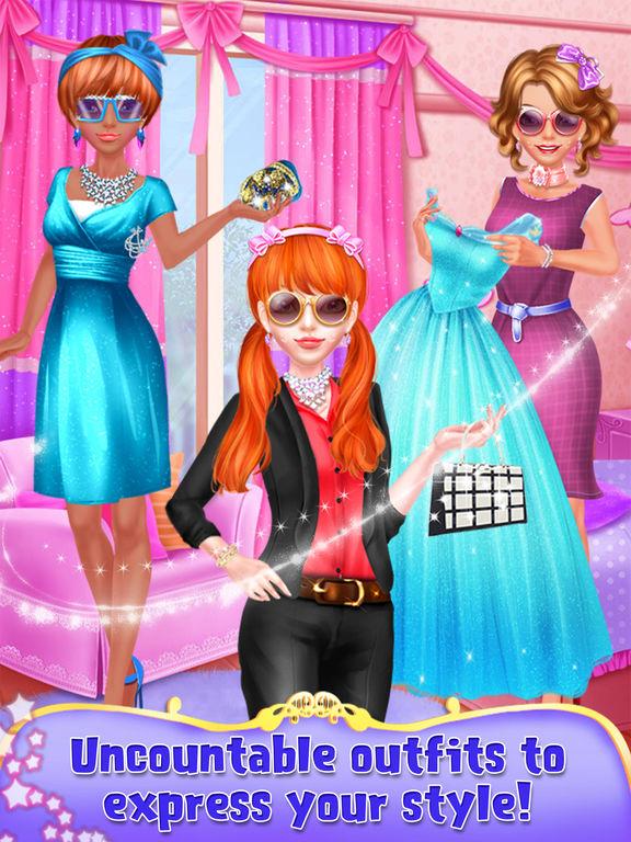 Glam Princess Fashion Salon screenshot 9