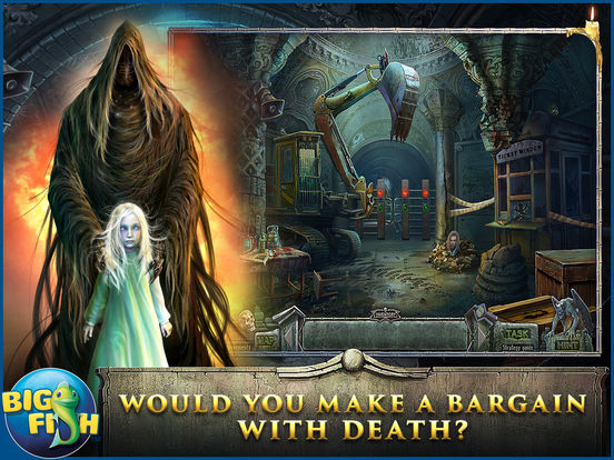 Redemption Cemetery: Clock of Fate - A Mystery Hidden Object Game (Full) screenshot 6