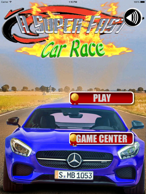 A Super Fast Car Race - Fury On The Road screenshot 6