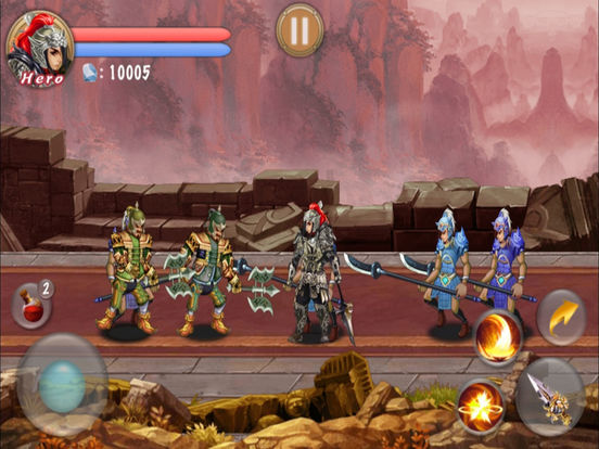 RPG Blood Honour Pro screenshot 10