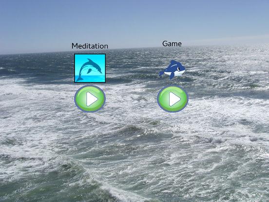 Meditation - Dolphins Whales screenshot 4