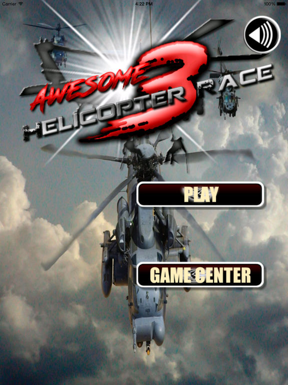 Awesome Helicopter Race 3 Pro - Copter Simulator Game screenshot 6