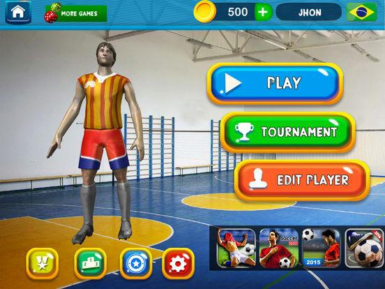 Indoor Soccer Futsal 19 screenshot 9