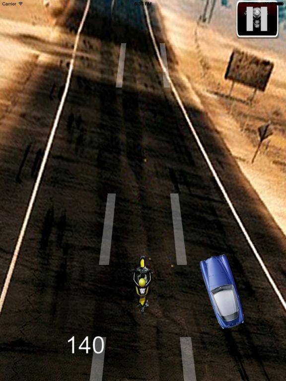 A Skill Motocross killer - Flames In Propeller Bike Game screenshot 10
