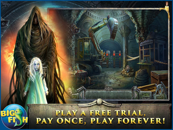 Redemption Cemetery: Clock of Fate - A Mystery Hidden Object Game screenshot 6
