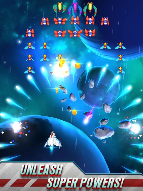 Galaga Wars screenshot 7