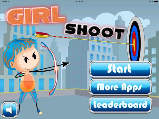 A Girl Shoot - Archery Shooting Game screenshot 6
