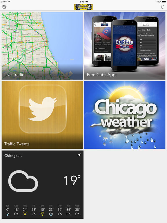 best traffic app for iphone chicago traffic tracker screenshot 16703