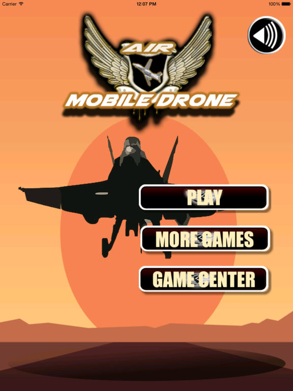 Air Mobile Drone - Racing Plane Simulator screenshot 6