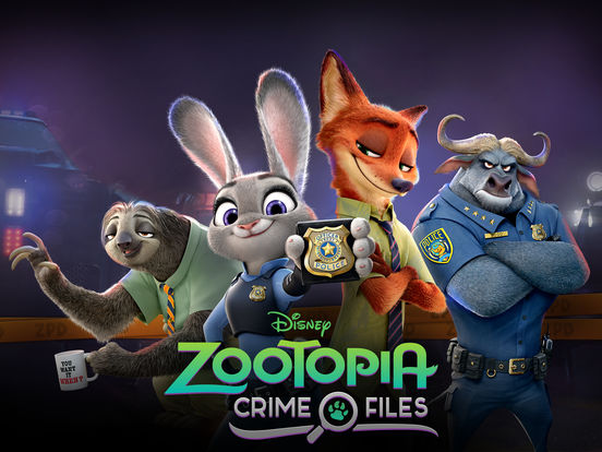 Zootopia Crime Files: Hidden Object screenshot 10