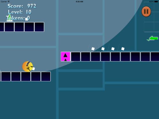 Aero Ball Bouncing - Jump to the Sky screenshot 7