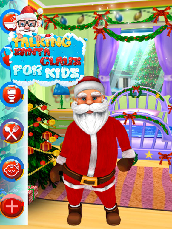 Talking Santa Claus For Kids screenshot 6