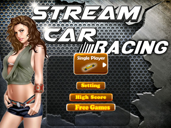 Stream Car Racing -  Street Amazing Car screenshot 6