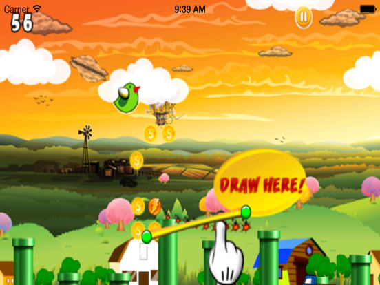 Bird Star Flappy screenshot 7