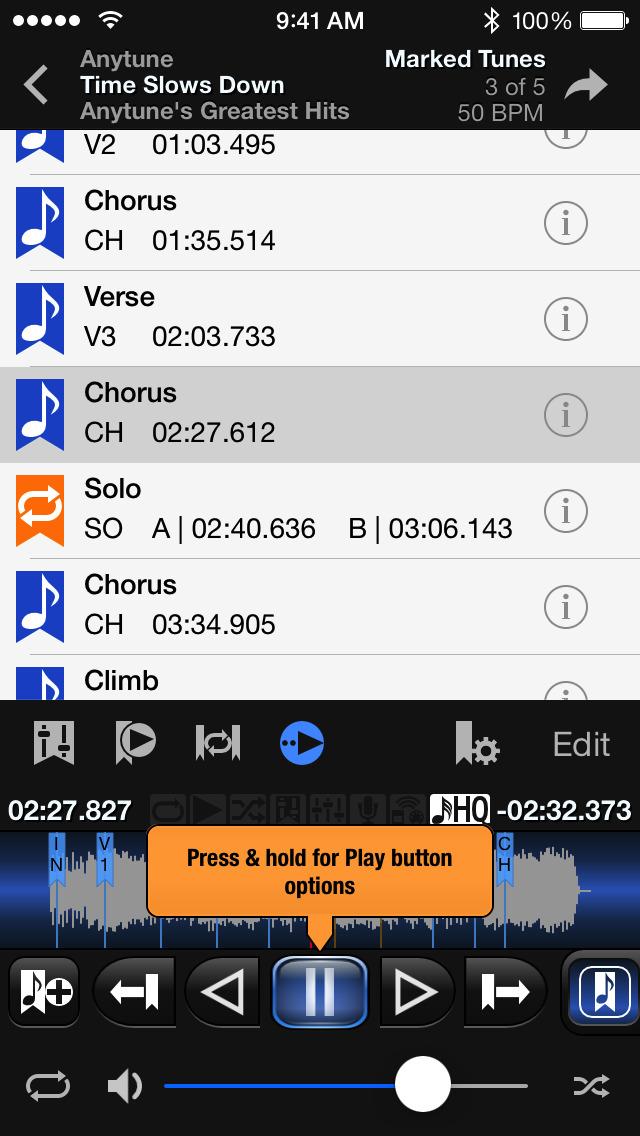 Anytune Pro+ screenshot 3
