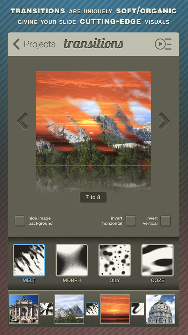Slide X ● Slideshow Creator screenshot 3