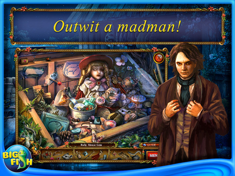 Cursery: The Crooked Man and the Crooked Cat HD - A Hidden Object Game with Hidden Objects screenshot 2