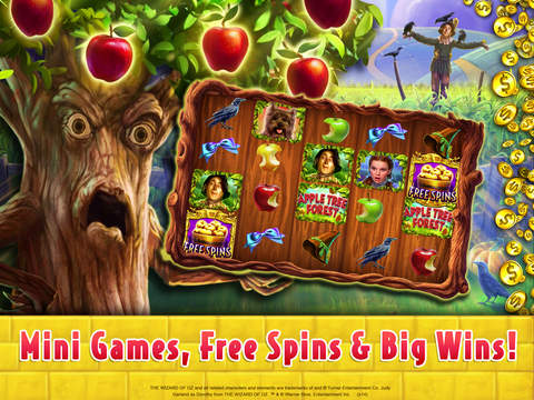 Wizard of Oz: Casino Slots screenshot 9