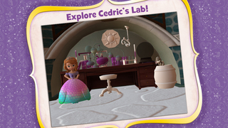Sofia the First Color and Play screenshot #3