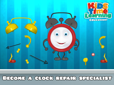 Kids Time Learning screenshot 9