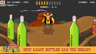 Guns n' Bottles - The fastest fingers in the west screenshot 3
