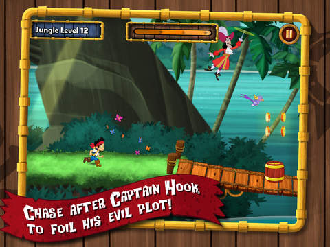 Jake's Treasure Trek screenshot 8