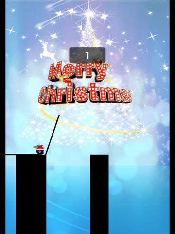 Stick Hero Xmas -- Christmas Edition Fiery Release With Best Friends screenshot 8