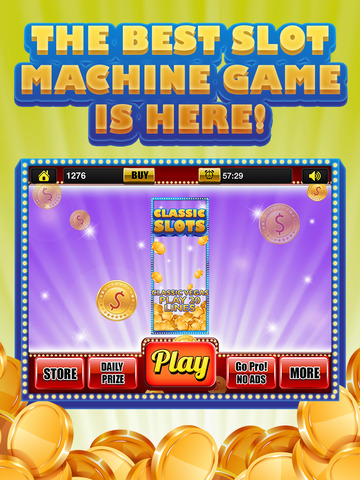 Ace Classic Slots Casino - Gold Jackpot Way Slot Machine Games HD screenshot 9