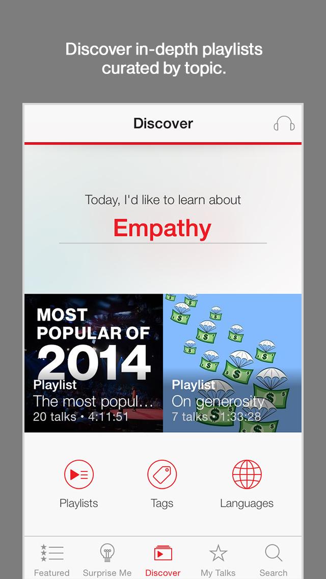 TED screenshot 4