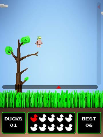 Quacky Hunt ~ it's duck kill season in this hunting sniper shot classic! screenshot 6